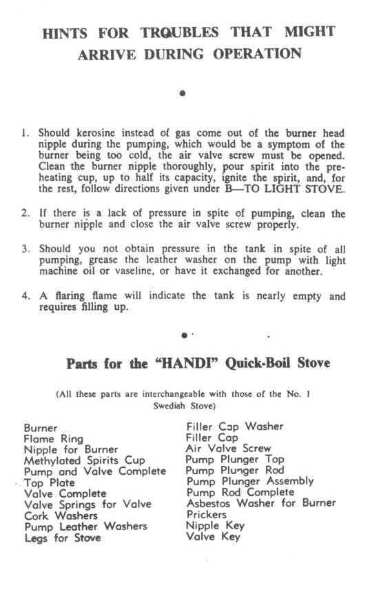 The Handi virtual museum - Instructions leaflet for the